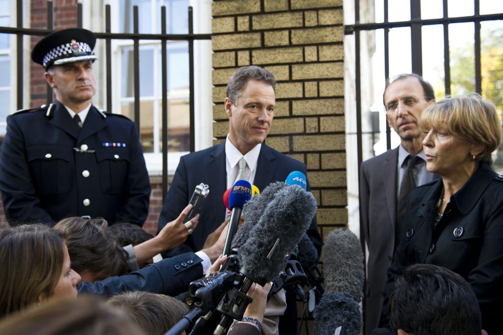 French Police in Surrey over Al-Hilli killings