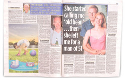 Mike Hollingsworth in the Mail on Sunday, June 27, 2010