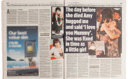 The original article featured in the Mail on Sunday