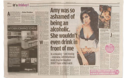 The original feature published in The Daily Mail