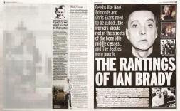 The bizarre rantings of Moors Murderer, Ian Brady