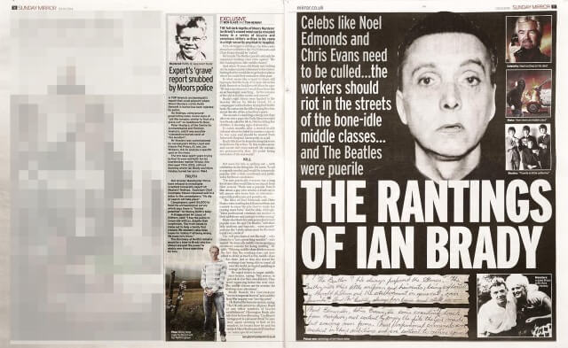 The bizarre rantings of Moors Murderer, Ian Brady